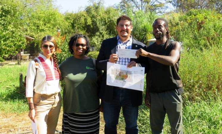 South Oak Park/Fruitridge Pocket Community Garden