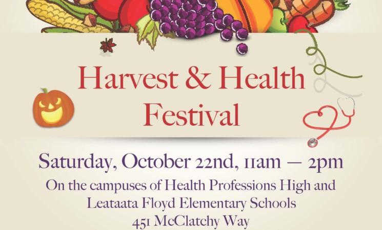 Harvest & Health Festival