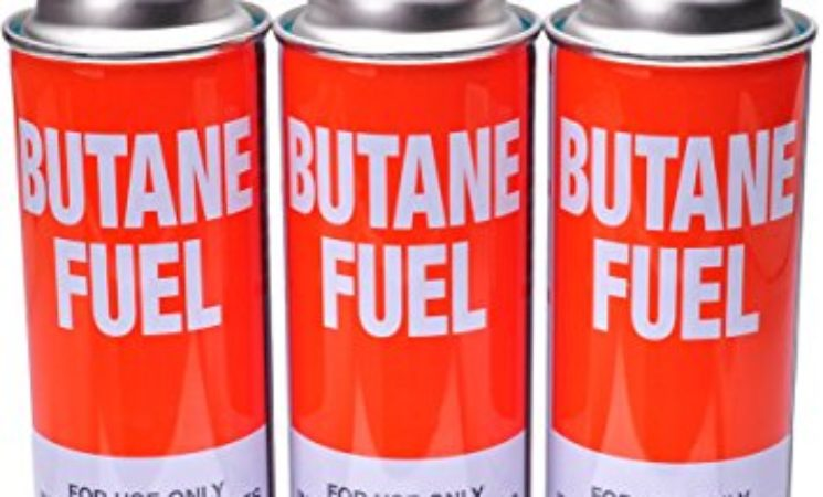Butane sales and possession restricted in county