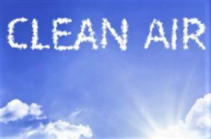 Clean air photo